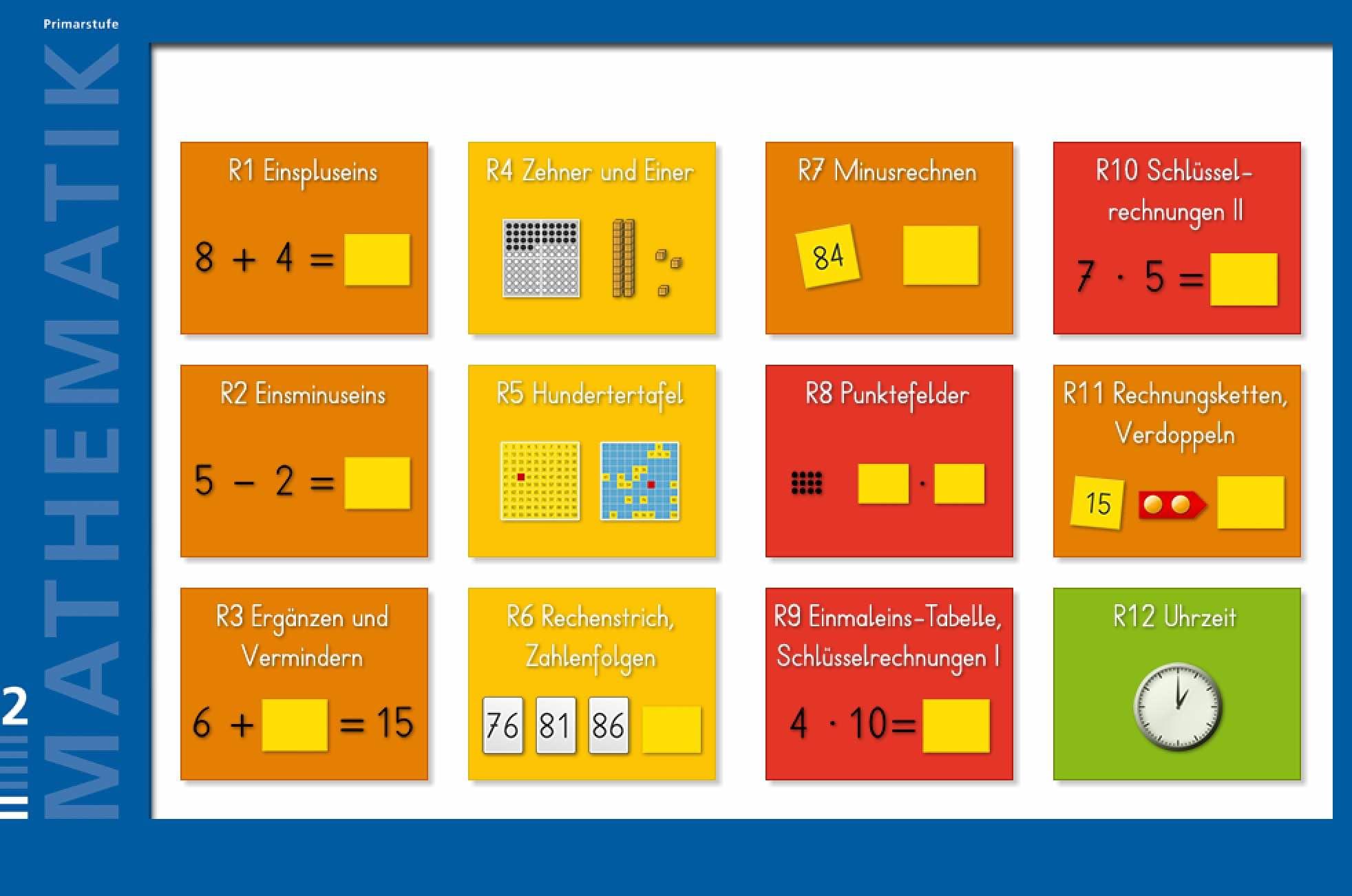rechnen 2 klasse online 252ben lernenuebungench
